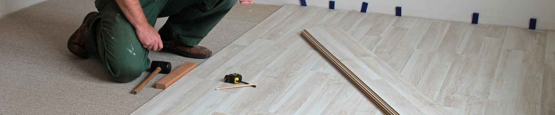 estil possible de poser du parquet sur de la moquette